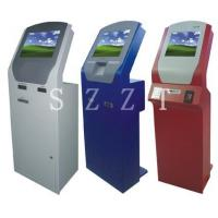 China Interactive Information Kiosk ZT2880 Free Standing / Lobby Windows 7 Information on sale