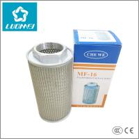 Quality aluminum alloy silver blower air filter for purifying air for sale