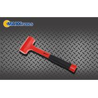 Quality Multi Function Soft Rubber Mallet / Woodworking Plastic Faced Hammer for sale