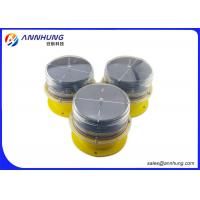 Quality DC3.7V Aviation Warning Lights / LED Low Intensity Light with ICAO Standard for sale