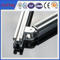 Quality Hot! 6063 company profile/ v-slot aluminum profile extrusion/ t-slot aluminum profile for sale