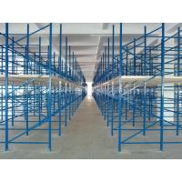 Quality Safe Durable Multi - Layer Medium Duty Pallet Racking Standard Size 2000H*600D*2000Lmm for sale