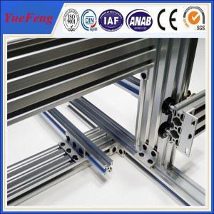 Quality Hot! t slot industrial aluminum extrusion profile, large industrial aluminium profile for sale
