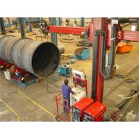 China Automatic Tank Welding Column And Boom Manipulator Self-aligning Welding Rotator on sale