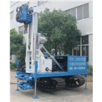 China 25 Tons Borehole Drilling Machine Drilling Depth 300 Meters 150mm-400mm Drilling Diameter on sale