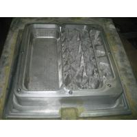 Quality Eco Friendly Packaging 10 Cell Egg Carton Mold High Precision With Bronze Material for sale