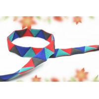 Quality new design Christmas ribbon with vivid color for sale