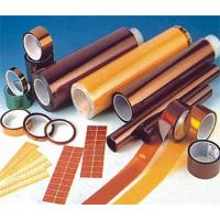 PET Double Sided Tape Kapton High Voltage Isolation for Electronic Products 117 N/25mm,Voltage Breakdown:7000VAC for sale