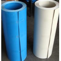 Quality Weather Resistance PVC Flat Sheet Anti leaking Fire Resistance Plastic Roof Sheet for sale