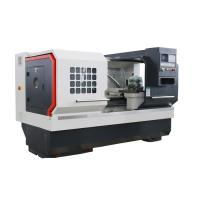 Quality Aluminum LED Light CNC Metal Spinning Lathe , Aluminium Spinning Machine 110 Mm for sale