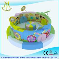 Quality Hansel indoor playground soft baby playing items for sale