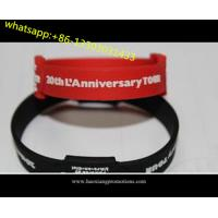 Quality Christian silicone wristband/bracelet Wrist Band Bracelets promotional silicone bracelet for sale