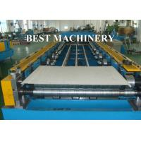 Buy Rolling Shutter Door Roll Forming Machine Slat Cover Box Bending Making at wholesale prices