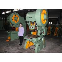 Quality Foot / Hand Pedal Control Hydraulic Eccentric Press Machine 63 Ton Compact for sale