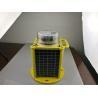 Buy cheap Solar Marine Navigation Lantern / Led Solar Ship / Boat Warning Lights from wholesalers