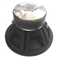 Competition 15 Subwoofers , Car Speakers 15 Inch High Roll Foam Surround for sale