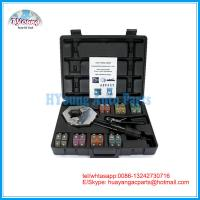 Quality PN# 71500 car a/c system Handheld Hose crimping tools, A/C Hydraulic Hose Crimper kit ,China supply for sale