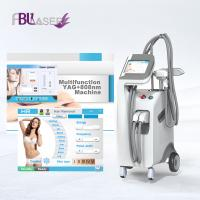 Quality Multifunction Yag Laser Tattoo Removal Machine 808nm Laser Diode Hair Removal Salon Device for sale