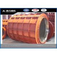 Quality Various Weight Round Concrete Pipe Mould Professional Design Dingli for sale
