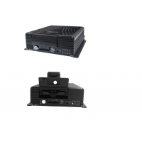 China 2.5 Inch Hard Disk 4CH Vehicle Mobile DVR on sale