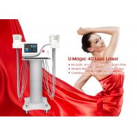 3 In 1 Rf And Cavitation Slimming Machine , Weight Loss Laser Lipo Equipment  for sale
