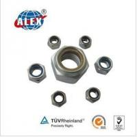 Quality Chinese Manufacture Price Nylon Lock Nut for sale