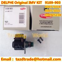 Quality DELPHI CR IMV KIT / Inlet Metering Valve IMV 9109-903 / 9307Z523B for SSANGYONG / KIA for sale