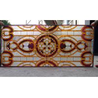 Quality tempered stained glass designs for windows & doors for sale