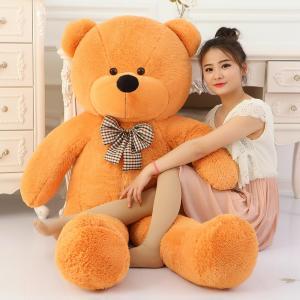 China Lovely Big Teddy Bear 160cm 180cm 200 Cm Meet EN71 ASTM-963 CE Safe Standard on sale