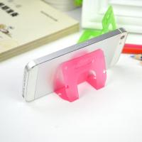 Quality Cable Drop Clip pp adversive headphone earphone wire holding management colorful phone stand for sale