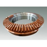 Quality Mining Machinery Straight Bevel Ring Gear Wheel with High Performance for sale