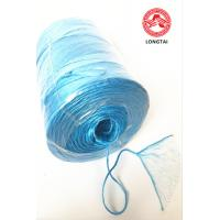 Buy Fibrillated Split Film PP Twine In Ball Roll And Spool / Polypropylene Rope at wholesale prices