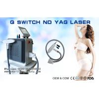 China Portable Q Switched ND YAG Laser Tattoo Removal Machine on sale