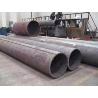 "Quality SGS SONCAP 12"" 16"" ERW Steel Round Pipe JIS G3454 EN10219 For Structure for sale"