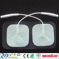 China 5x5cm Non-woven Electrodes pads on sale