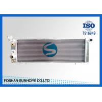 Quality JEEP Cherokee Aluminium Auto Radiator  4.0L Engine 40mm / AT Easy Installation for sale