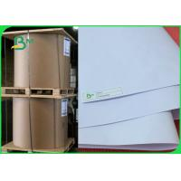 Quality 100% Wood Pulp Uncoated Copier Paper Rolls 70gsm / 75gsm In Large Size for sale