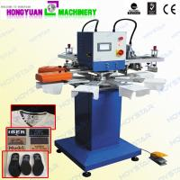 Quality Rapid garment tagless 2 color screen printing machine for sale