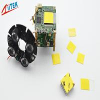 Quality 3mm Thickness Thermal Gap Filler Pad 3mmT Ziitek TIF4120 For Heat Sinking Housing At LED-lit BLU in LCD for sale