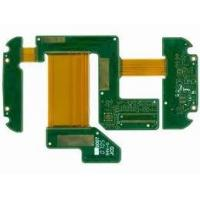 Quality Professional Electronic Rigid Flex PCB printed circuit boards 0.2mm & PCBA for sale