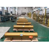 Buy cheap Stainlesss Steel Shell & Tube Dry Heat Exchanger For Refrigeration System 11KW from wholesalers