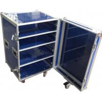 Quality Storage Noctilucence Royal Rack Flight Case With Drawers Plastics / Steel Material for sale