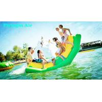 Quality Hot Water Amusement Inflatable water seesaw for Outdoor Sports for sale