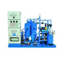 Quality Electrical Heater Vertical HFO Booster Unit With Integrate Oil Pump for sale