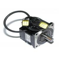 China 200V AC Servo Motor Industrial 2.0A Current CE Revision Level SGMP-02U314M on sale