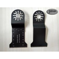 China Precision Oscillating Multi Tool Blades For Wood , Plastic , Soft Metal , Carpenter for sale