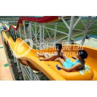 Quality High Speed Slide / Adult Water Plastic Slide for Adventure Water Park / Customized Water Slide for sale