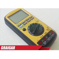 Quality 50000 counts  digital multimeter MS8218, Duty cycle: 5Hz ~ 500kHz, Range: 10% ~ 90% for sale