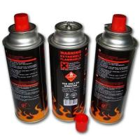Quality Empty butane gas canister for sale
