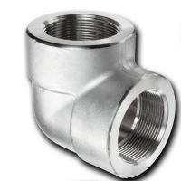 China ASTM B466 UNS C70600 CuNi 90/10 Forged Pipe Fittings , 90 Degree Butt Welding Elbow on sale